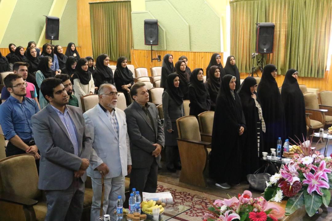 برگزاری جشن انتظار وصل  در روز سه شنبه 4 خردادماه در دانشکده فنی و مهندسی واحد